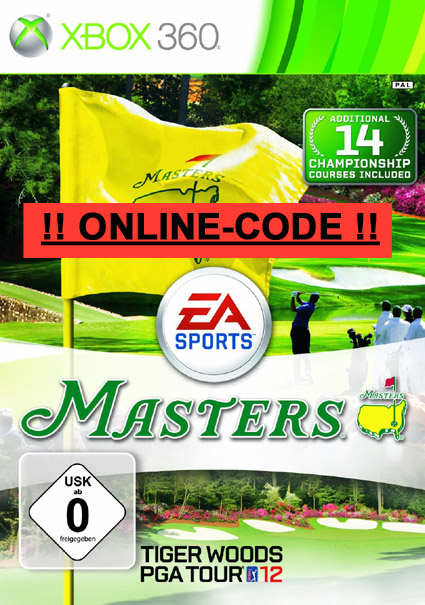 Tiger Woods Pga Tour  Online Pass
